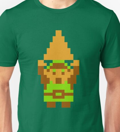 Legend of Zelda: Triforce of Courage Unisex T-Shirt
