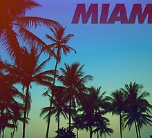 Miami palms by dopenation