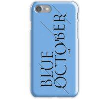 Blue October Broken Mirror iPhone Case/Skin
