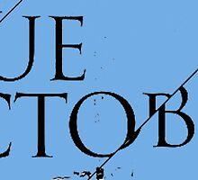 Blue October Broken Mirror by nutmegandginger