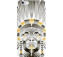 Portrait of American Indian  iPhone Case/Skin