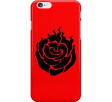 RWBY Red iPhone Case/Skin