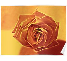 Rose Buring 1 Poster