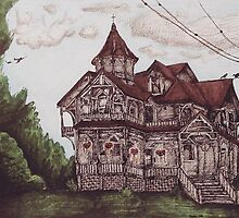 Victorian Sanctuary by kaydencabinaw
