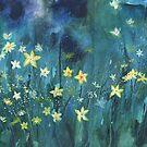 Flowers n Breeze by Anil Nene