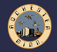 Flag of Rochester, Minnesota by abbeyz71