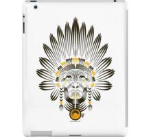 Portrait of American Indian  iPad Case/Skin