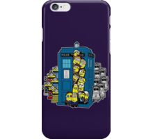 Look Out Doctor Minion iPhone Case/Skin