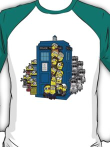 Look Out Doctor Minion T-Shirt