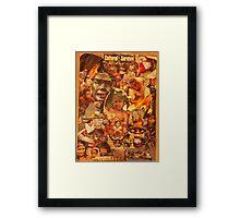 Cultural Survival Framed Print
