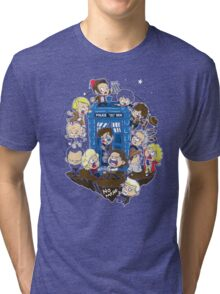 Let's Play Doctor Tri-blend T-Shirt