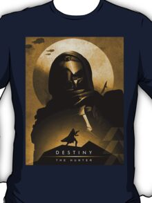 Destiny The Hunter  T-Shirt