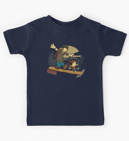 Just the 2 of Us Kids Tee