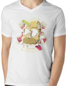 Insert Brain Here Mens V-Neck T-Shirt
