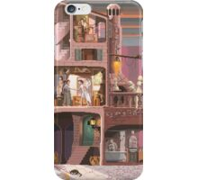Scene #18: 'The Painter' iPhone Case/Skin