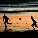 Ying Yang football by jemadds