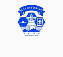 Seal of Burbank, California  Unisex T-Shirt