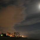 Gold Coast Full Moon by jemadds