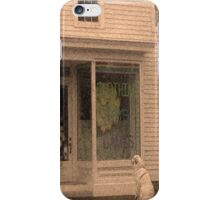 A Great Pyrenees Waiting iPhone Case/Skin