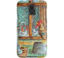 The Escapee..He Flew The Coop Samsung Galaxy Case/Skin