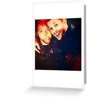 Selfie ala Destiel Greeting Card