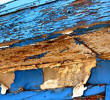 Peeling Eaves by JVBurnett