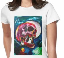 Lock Jaw Womens Fitted T-Shirt