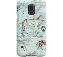 CANUS LUPUS Samsung Galaxy Case/Skin