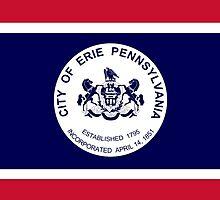 Flag of Erie  by abbeyz71