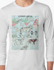 CANUS LUPUS Long Sleeve T-Shirt