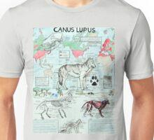 CANUS LUPUS Unisex T-Shirt