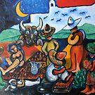 The Wake  by Reynaldo