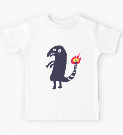 Shitty Charmander Kids Tee