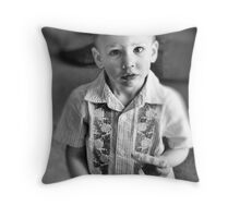 Easter Bread Throw Pillow