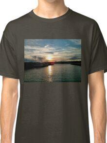 New York Sunset Classic T-Shirt