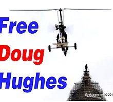 Free Doug Hughes by EyeMagined