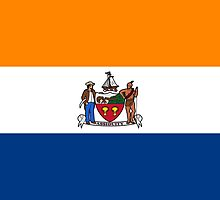 Flag of Albany, New York by abbeyz71