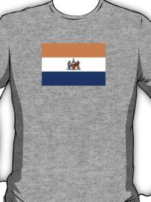 Flag of Albany, New York T-Shirt
