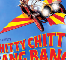 Chitty Chitty Bang Bang Sticker