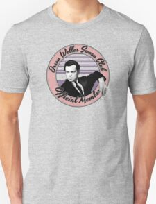 Orson Welles Swoon Club - Faded Pink Unisex T-Shirt