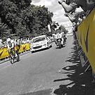 Tour de France Prologue, London by Bimal Tailor