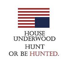 House Underwood by Callum Major