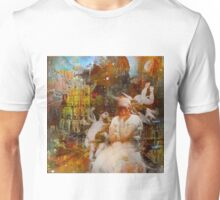 While waiting for your love Unisex T-Shirt