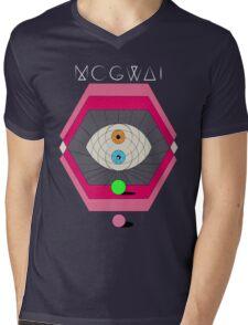 MOGWAI'S EYES Mens V-Neck T-Shirt