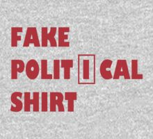 Fake political shirt T-Shirt