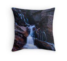 Gibralta Falls Throw Pillow