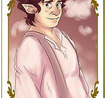 Bilbo Baggins by uncreativeart