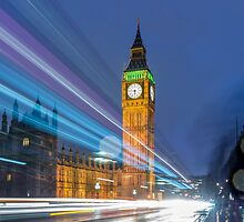 Speed of Light-London by Francisco Gonçalves