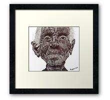 Head Held High Framed Print