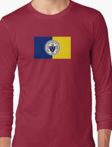 Flag of Trenton Long Sleeve T-Shirt